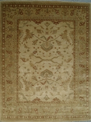 Eastern Weavers Turkish Treasures Ivory Gold Persian Rug