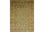 Eastern Weavers Turkish Treasures Medium Blue Rust Persian Rug
