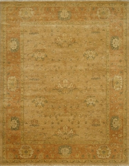 Eastern Weavers Turkish Treasures Persian Rug in Beige Rust