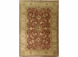 Eastern Weavers Turkish Treasures Rust Beige Hand Knotted Persian Rug