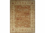 Eastern Weavers Turkish Treasures Rust Beige Persian Wool Rug