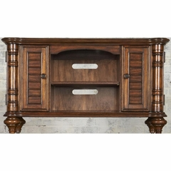 Eastport Toasted Oak 44'' HD TV Console - Largo - LARGO-ST-T1055-170B