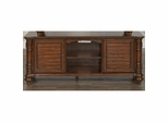 Eastport Toasted Oak 62'' HD TV Console - Largo - LARGO-ST-T1055-172B