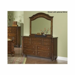 Eastport Toasted Oak Dresser - Largo - LARGO-ST-B1055-10