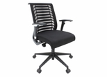 Eclipse Mesh Swivel Chair - ROF-5300BK