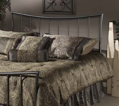 Edgewood Full/Queen Size Headboard with Bed Frame - Hillsdale Furniture - 1333HFQR