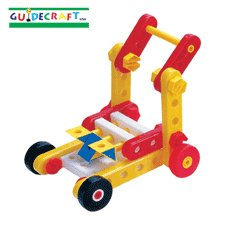 Educational Toy - Construct-it Early Builder - Guidecraft - 95 Pcs - G16801