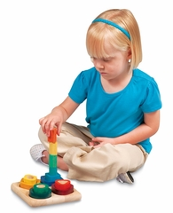 Educational Toy - Gradient Sorter in Multi - Guidecraft - G6705