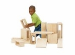 Educational Toy - Jr Hollow Blocks - Guidecraft - G97080