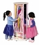 Educational Toy - Pastel Dress-up Carousel - Guidecraft - G98100