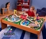 Educational Toy - Ride Around Town Train Set (100 Pc) - KidKraft Furniture - 17836