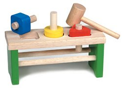 Educational Toy - Shape Sorting Pounder - Guidecraft - G2008