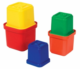 Educational Toy - Stack'N Sort Cubes - Guidecraft - G16901