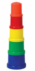 Educational Toy - Stack'N Sort Cups - Guidecraft - G16902