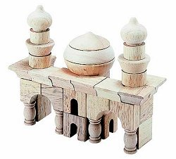 Educational Toy - Table Top Arabian Blocks - Guidecraft - G6101
