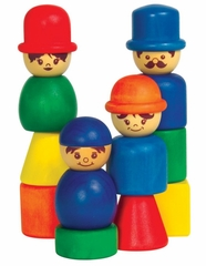 Educational Toy - Thread Heads Family - Guidecraft - G2009