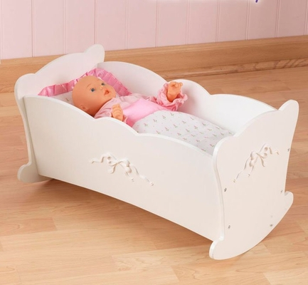 Educational Toy - Tiffany Bow Doll Cradle - KidKraft Furniture - 60111