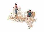 Educational Toy - Unit Blocks (110 Pcs.) - Guidecraft - G93110