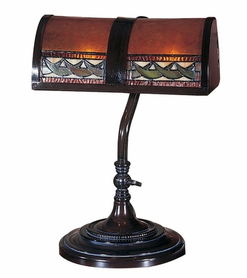 Egyptian Desk Lamp - Dale Tiffany - TA100682