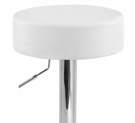 Eiffel Barstool White - LumiSource - BS-AF-KIKLO-W