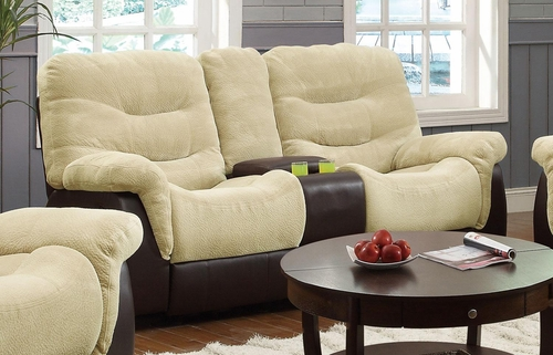 Elaina Motion Loveseat - 601072