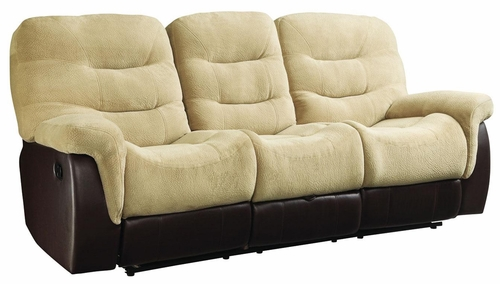 Elaina Reclining Motion Sofa - 601071