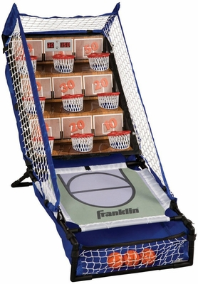 Electronic Basketball Bounce A Bucket - Franklin Sports