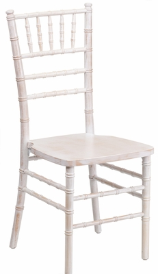 Elegance Supreme Lime Wash Wood Chiavari Chair - SZ-LIMEWASH-GG