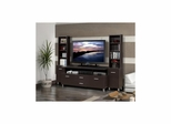 Element 56'' TV Console with 2 Tall Bookcase Towers - Nexera Furniture