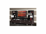 "Element 56"" TV Stand & 2 Syntax Satellite Units - Nexera Furniture"