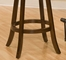 Elkhorn Swivel Bar Stool - Hillsdale Furniture - 4467-830
