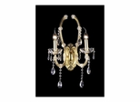 Elliott Crystal Wall Sconce - Dale Tiffany