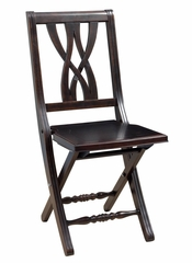 Embassy Folding Chair - Hillsdale Furniture - 63749