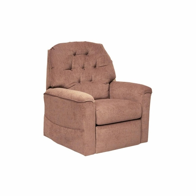 Embrace Power Lift Chair with Heat & Massage in Mauve - Catnapper