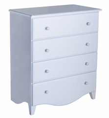 Emily 4-Drawer Dresser - DaVinci Furniture - M4722