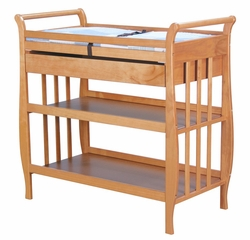 Emily Changing Table with Drawer - DaVinci Furniture - M4702