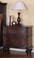 Emily Nightstand in Cherry - 202562