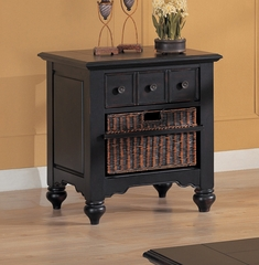 End Table in Black - Coaster