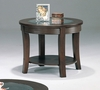 End Table in Cappuccino - Coaster - COAST-155241