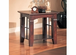 End Table in Cherry - Coaster