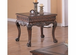 End Table in Dark Brown - Coaster