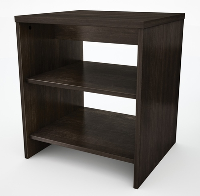 End Table in Ebony - Pacific - South Shore Furniture - 4377630