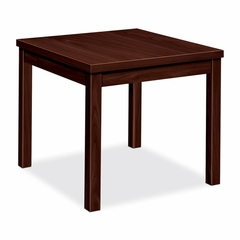 End Table - Mahogany - HON80193NN