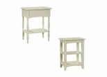 End Table Set in Sand - Shaker Cottage - Alaterre
