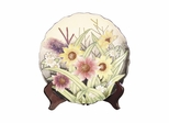 English Garden Porcelain Charger - Dale Tiffany