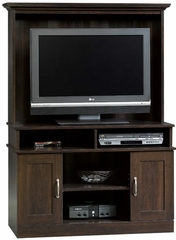 Entertainment Center Cinnamon Cherry - Sauder Furniture - 403933