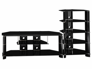 Entertainment Center Set 3 - Segments Collection - Bush Furniture - VS11860-SET