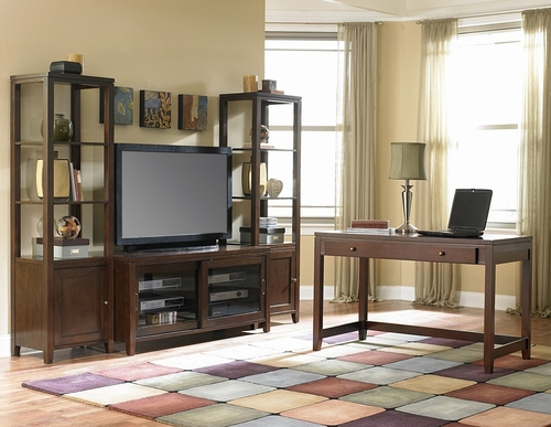Entertainment Center Set - Lingo - Inspirations by Broyhill - 6196-151-540