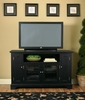 Entertainment Credenza in Ebony - Bedford - 5531-10