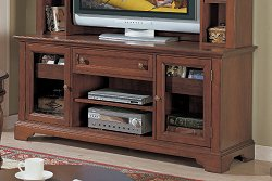 Entertainment Unit Base in Classic Cherry Finish - Wynwood Furniture - 1541-522